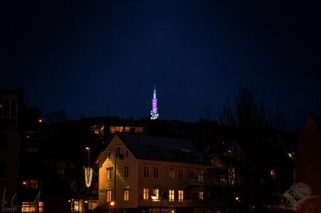 Fernsehturm von Harstad